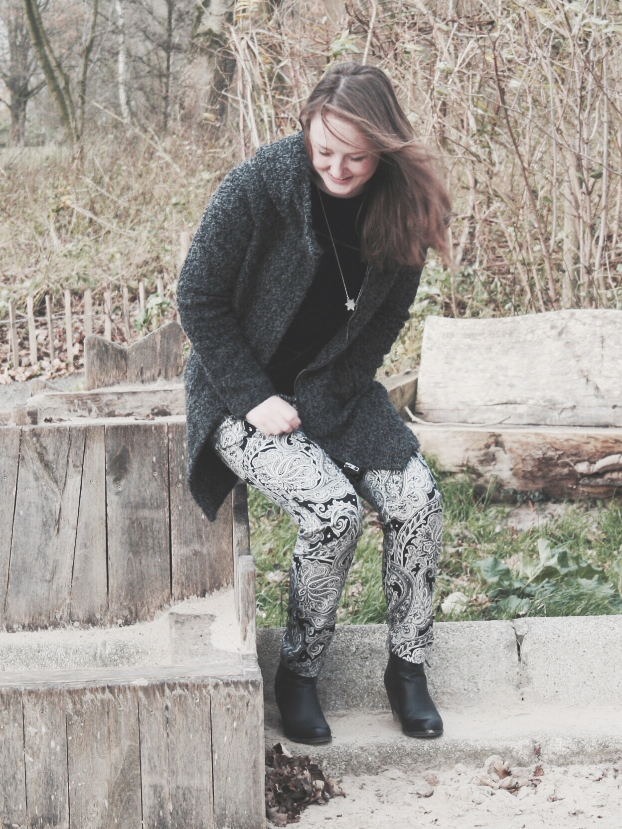 Oh, The Weather Outside Is Frightful But Also Delightful | Outfit