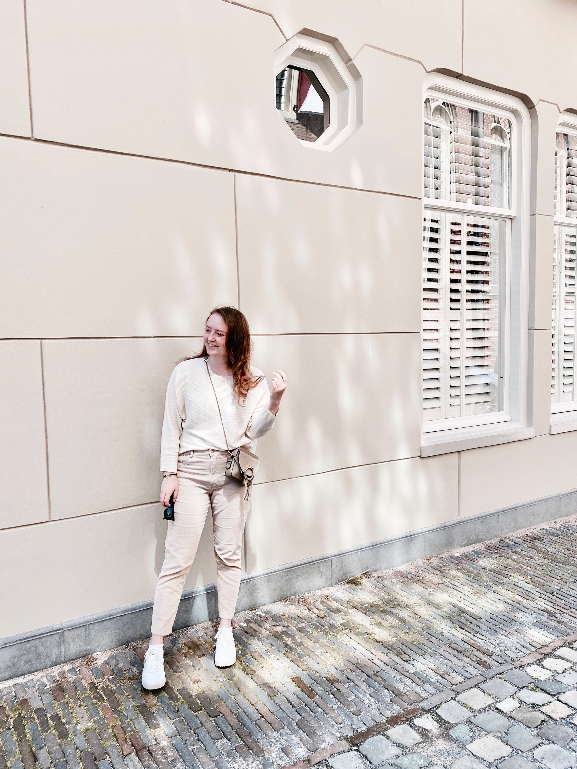 Soft Tones Beige Aesthetic Outfit Thoughts In Style